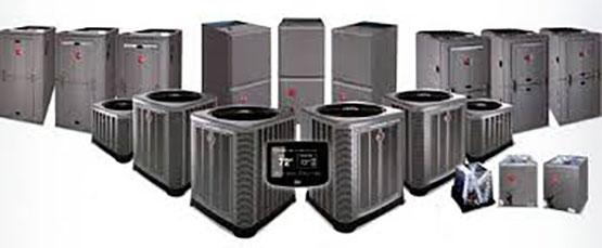 Several AC Units