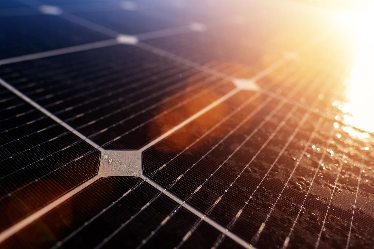 Solar Energy Photovoltaic Solar Cell Solar Panel